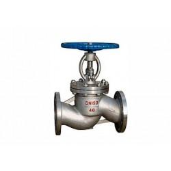 Клапан (вентиль) нержавеющий фланцевый 15нж22нж Ду15 Ру40