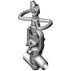 Клапана запорные 1055-32-0 Ру250