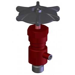 Клапан воздушный дренажный 1213-6-0 Ду6