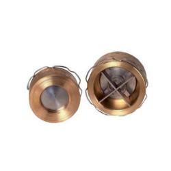 Клапан обратный пружинный межфланцевый VYC170-01 Ду 15
