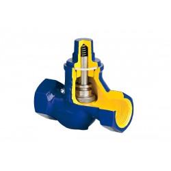 Клапан обратный подъёмный муфтовый чугунный V277