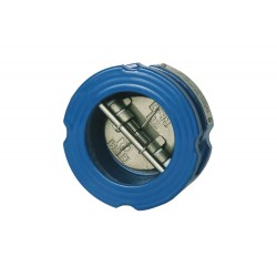 Клапан обратный поворотный межфланцевый БЛМЗ Ду50