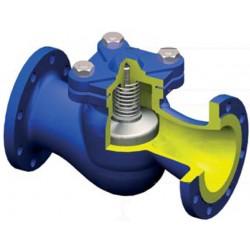 Клапан обратный подъемный фланцевый V287 Ду 15