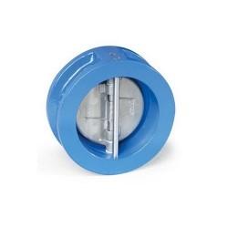 Клапан обратный двухстворчатый межфланцевый FAF2350 Ду40