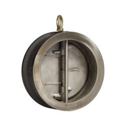 Клапан обратный поворотный межфланцевый CV16 Ду40