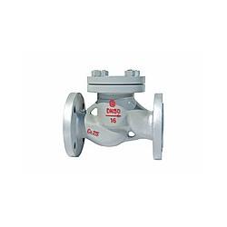 Клапан обратный подъёмный фланцевый стальной 16с10нж Ду 15