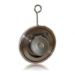 Клапан обратный поворотный межфланцевый FAF2330 Ду25