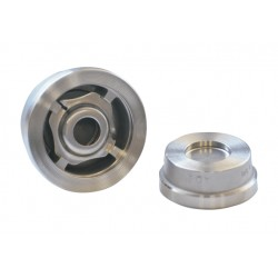 Клапан обратный пружинный межфланцевый RD40 Ду15