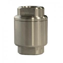 Клапан обратный пружинный муфтовый CVS25 Ду10