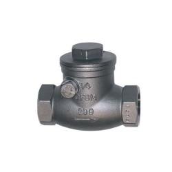 Клапан обратный поворотный муфтовый CVT16 Ду10