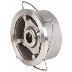 Клапан обратный пружинный межфланцевый CVS40 Ду 15