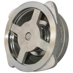 Клапан обратный пружинный межфланцевый VYC170-03 Ду 15