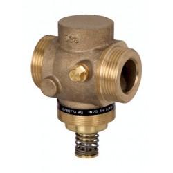 Клапан регулирующий бронзовый резьбовой VG Ду 15 для регулятора температуры AVT