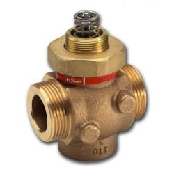 Клапан регулирующий бронзовый резьбовой VM2 Ду 15 под электропривод