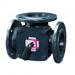 Клапан трехходовой смесительный регулирующий 3F Ду20