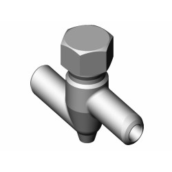 Клапан обратный 3с-7-3
