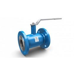 Кран шаровой фланцевый стандартнопроходной нержавеющий LD КШЦФ Ду 15