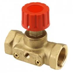 Клапан запорный ручной ASV-M Ду15