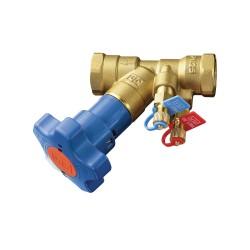 Клапан балансировочный ручной VIR9515 Ду15