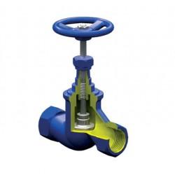 Клапан запорно-регулирующий игольчатый VYC147-01 Ду8