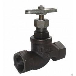 Клапан запорный 15кч18п (15кч33п) Ду15